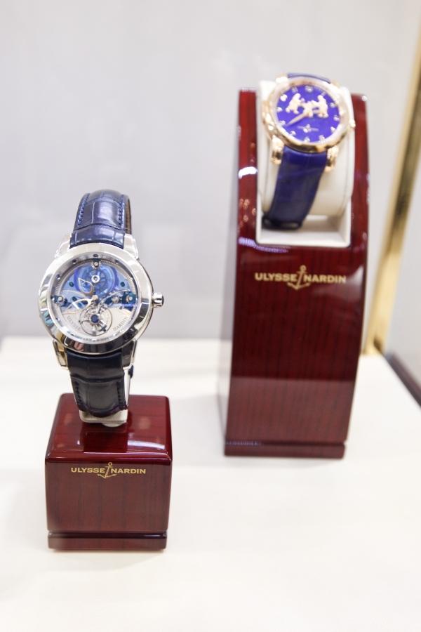 Ценители haute horlogerie найдут в бутике часы из всех существующих на сегодняшний день серий