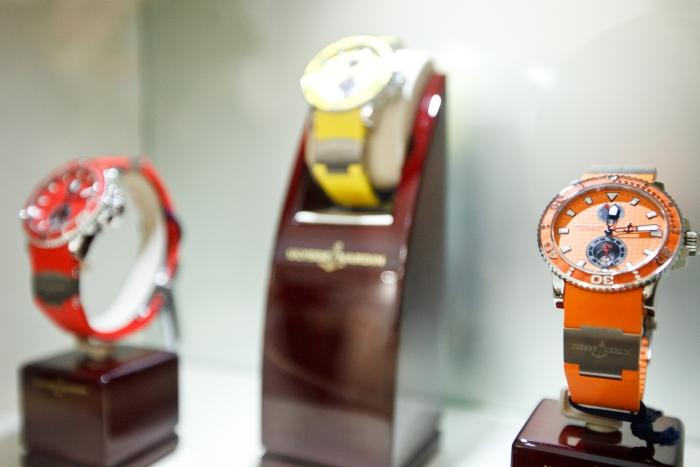 Complicated Timepiece, Exeptional Timepiece, Marine, Macho Palladium, Ladies Timepiece, Dual Time, Classico