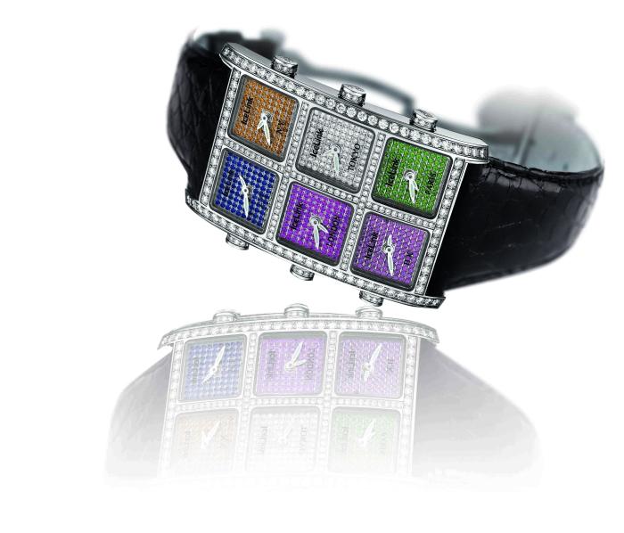 IceLink 6 Timezone Mystic Color