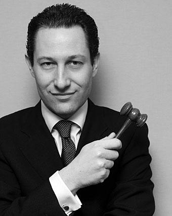 Аурел Бакс (Aurel Bacs), Директор международного департамента часов, Christie's