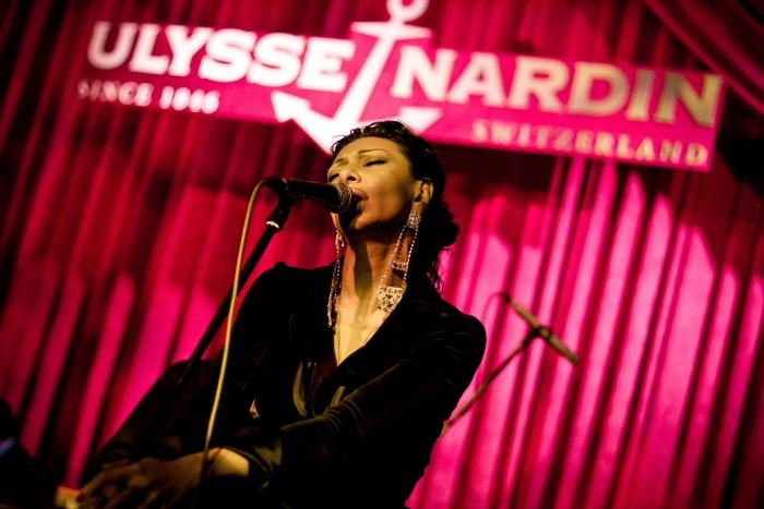 открытие бутика Улисс Нардан Ulysse Nardin в Москве