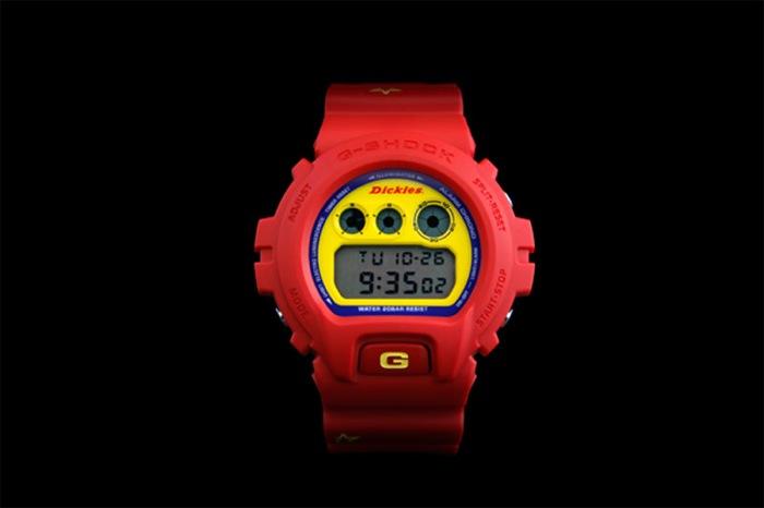 Dickies x G-Shock DW-6900