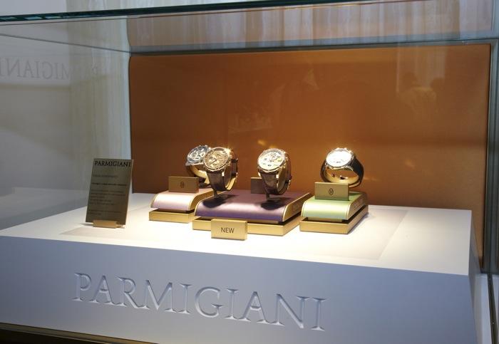 Открытие монобрендового салона Parmigiani Fleurier в Москве