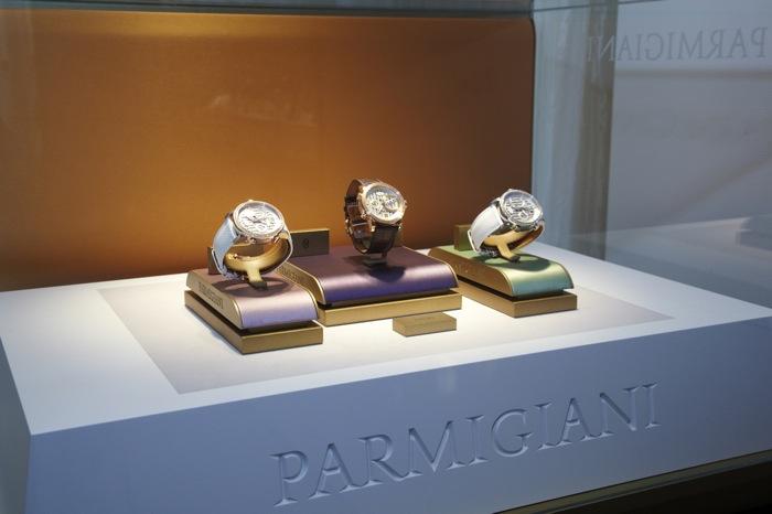 мануфактура Parmigiani в Москве