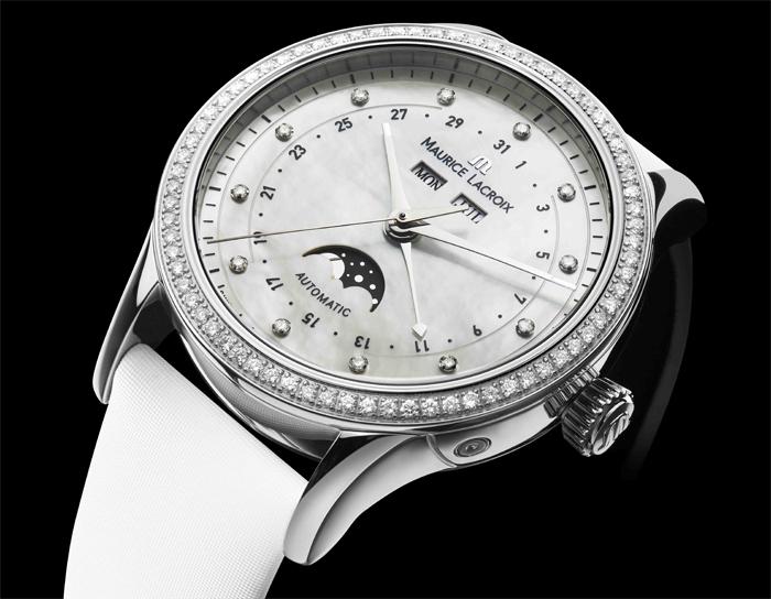 хронометр Maurice Lacroix Les Classiques Phases de Lune Automatique