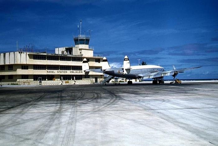 Военно-морская база Кваджален