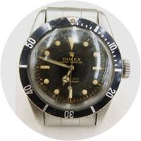 Винтажный Rolex за $60,000