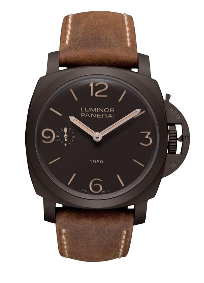 Panerai LUMINOR COMPOSITE 1950 3 DAYS - 47MM