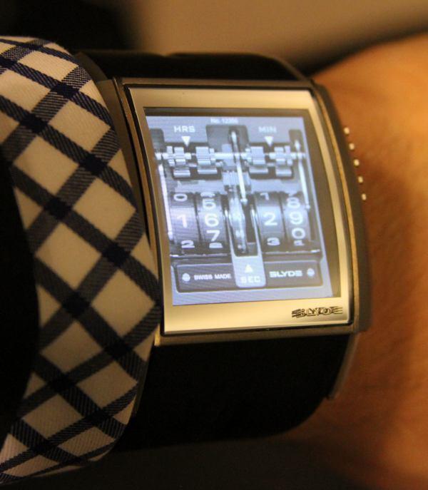 Часы HD3 Slyde