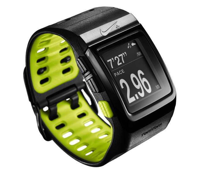 Спортивные часы с GPS от Nike и TomTom