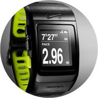 Часы Nike+ SportWatch GPS