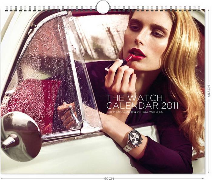 Календарь часов-2011