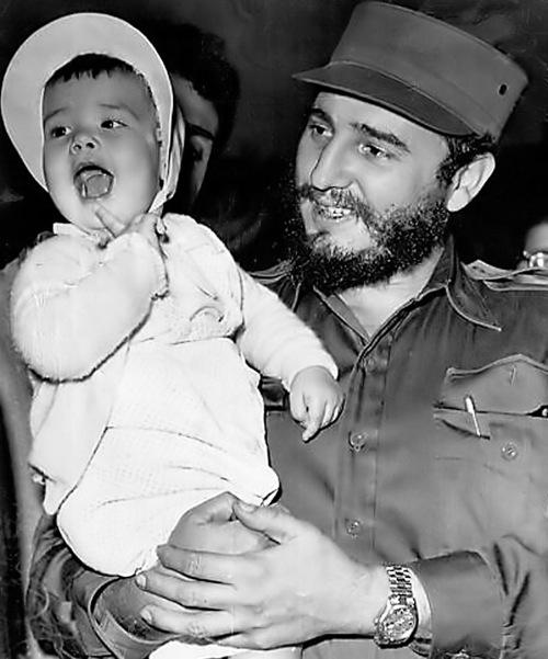 Фидель Кастро ролекс