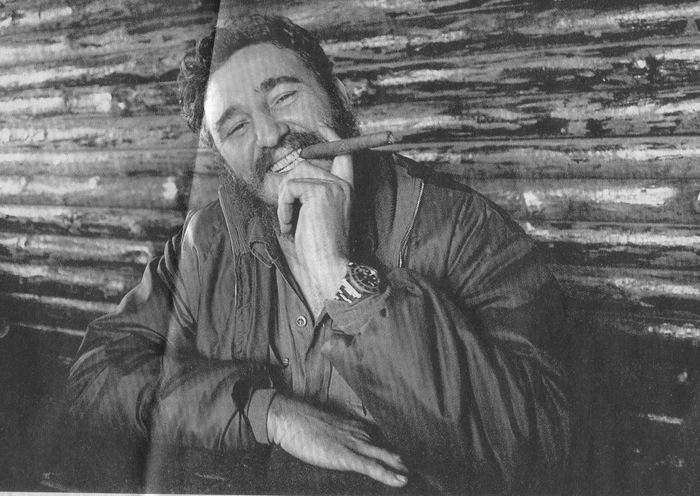Fidel Castro  Rolex