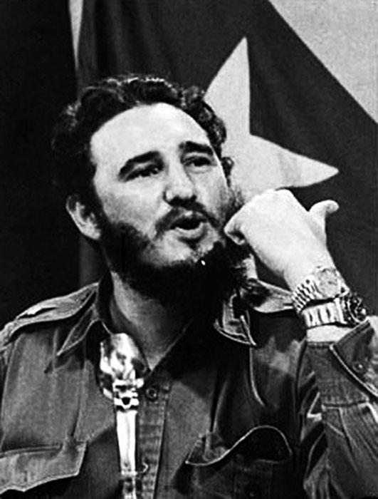 Fidel Castro Ролекс