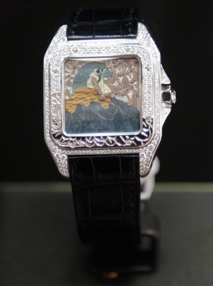 Cartier Santos 100, Falcon
