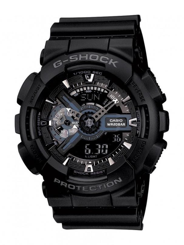 G-Shock за январь