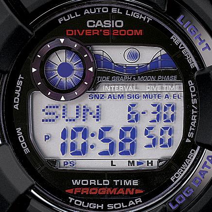 G-Shock GF-1000BP-1DR Frogman