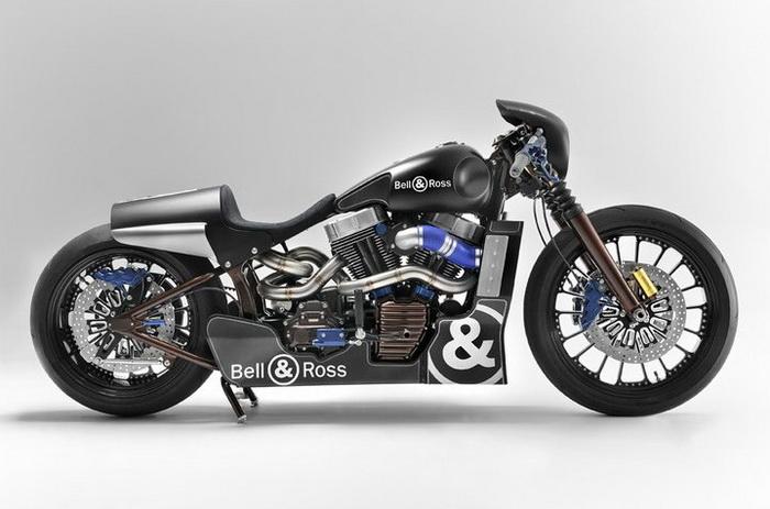 Harley-Davidson x Bell & Ross