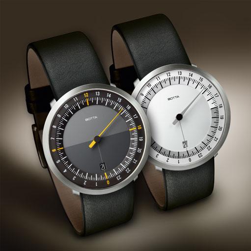 Botta-Design отмечает 25-летие создания часов UNO24