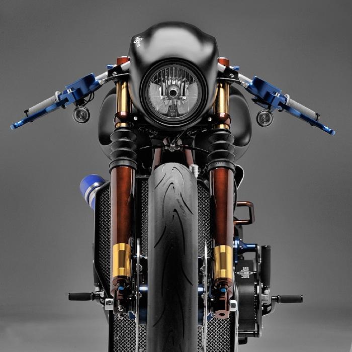 Bell & Ross для Harley-Davidson