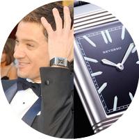 Часы на Оскаре 2011