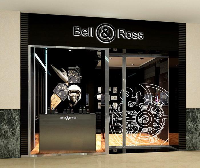 Бутик Bell & Ross в Дубае