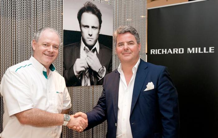 Ричард Креган (Richard Cregan), исполнительный директор Yas Marina Circuit