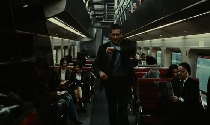 Victorinox в фильме Исходный код Source code