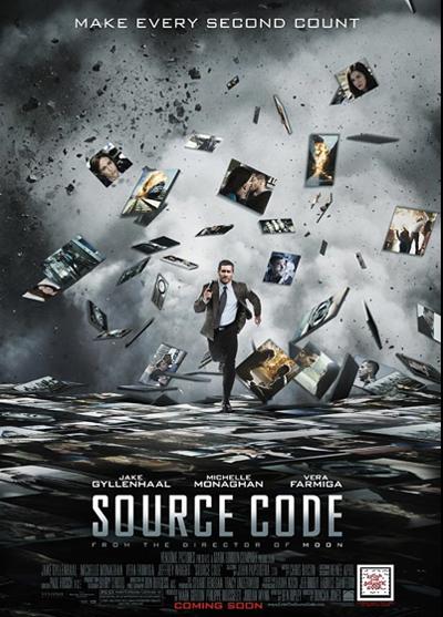 научно-фантастический триллер Исходный код ( Source Code) с участием Джейка Гилленхола (Jake Gyllenhaal)
