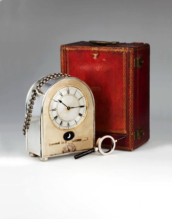 каретные часы Breguet с 10 функциями