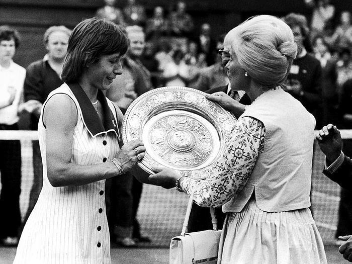 Wimbledon-Greats-1978-MARTINA-NAVRATILOVA