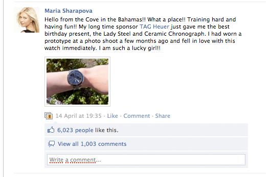 новый хронограф из стали и керамики в подарок на день рождения спортсменке