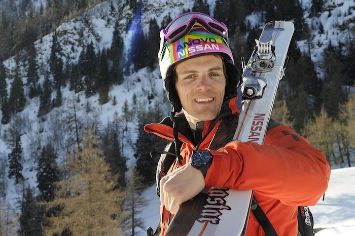 Орельен Дюкро (Aurelien Ducroz) - мировой чемпион по фрирайду, официальный посол Alpina