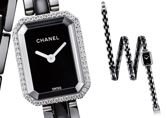 Chanel Première Triple Row
