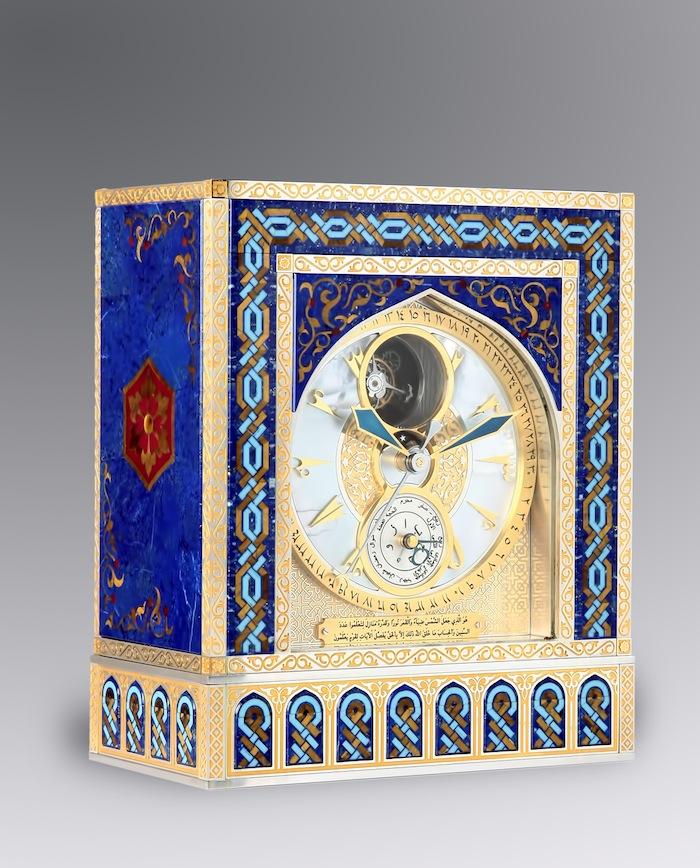 Настольные часы Аль-Бируни