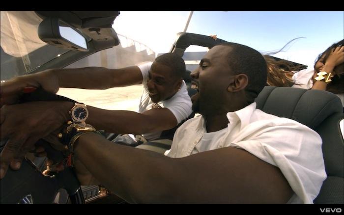 Jay-Z и Kanye West