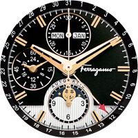 Ferragamo 1898 Moonphase Chronograph