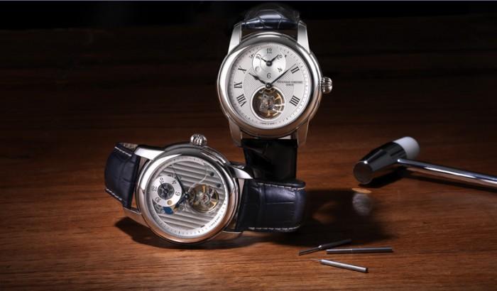 Frederique Constant Heart Beat Manufacture GMT Automatic