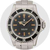 Rolex на аукционе Christie's