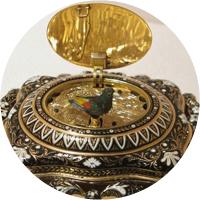 Parmigiani Fleurier на выставке Mechanical Wonders