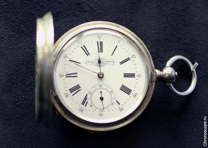 500 лет истории европейского часового искусства