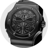Новые модели часов в бутиках Mercury