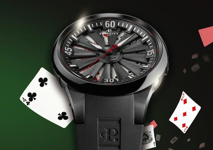Perrelet Turbine Poker