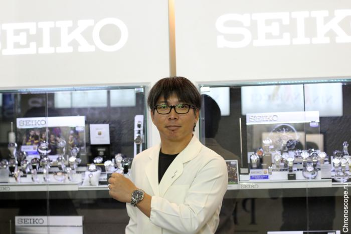 Казунори Хошино (Kazunori Hoshino) Seiko