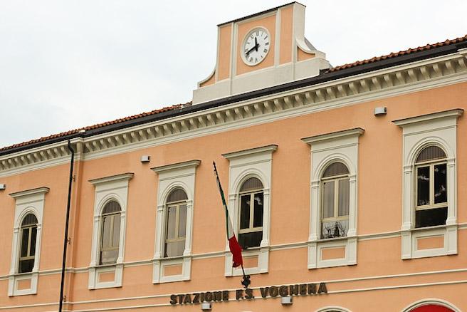 Железнодорожная станция Voghera