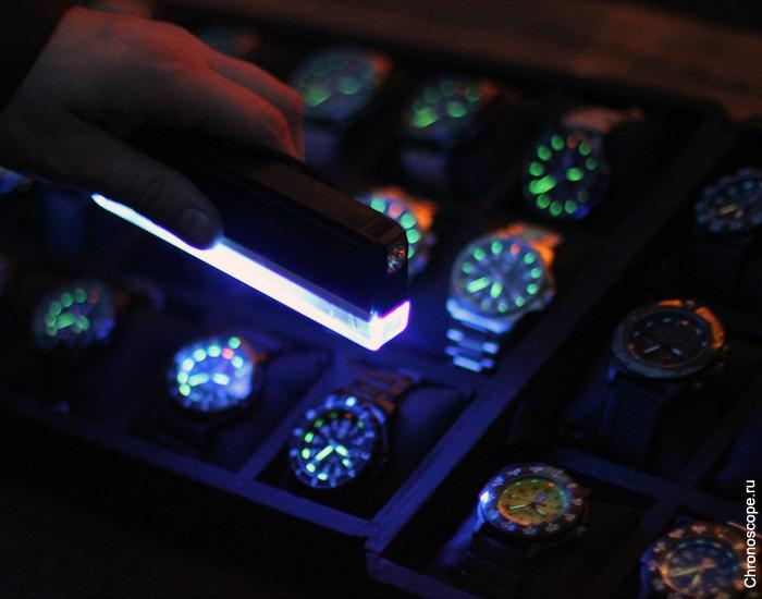 Luminox чемпионат по ночной стрельбе