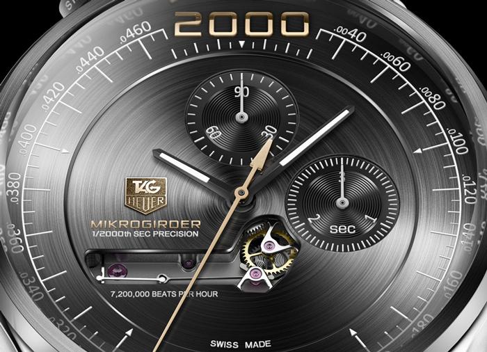 TAG Heuer Mikrogirder 2000