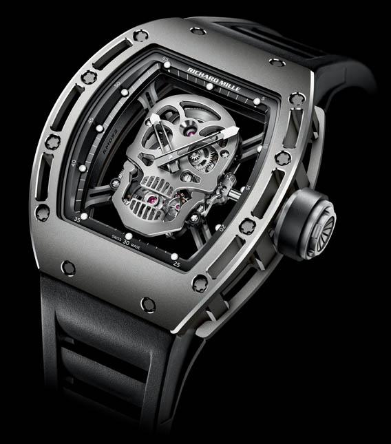 Richard Mille RM 052 Skull