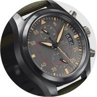 IWC Big Pilot's Watch Top Gun Miramar Chronograph